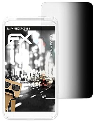Xolo A500 Club Film de protection confidentiel - atFoliX FX-Undercover