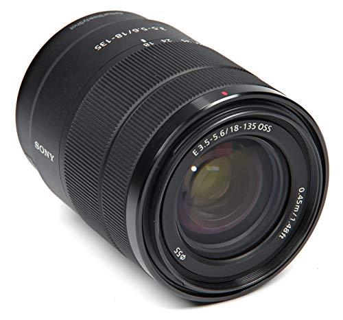 Sony SEL18135 E 18-135mm F3.5-5.6 OSS, Monture E