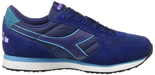 Diadora Damen K-run W Pumps Blau (blu Stampa)