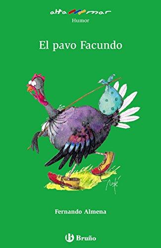 El pavo Facundo (Castellano - A Partir De 10 Años - Altamar)