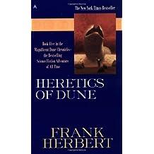 Heretics of Dune by Frank Herbert (1987-08-15)