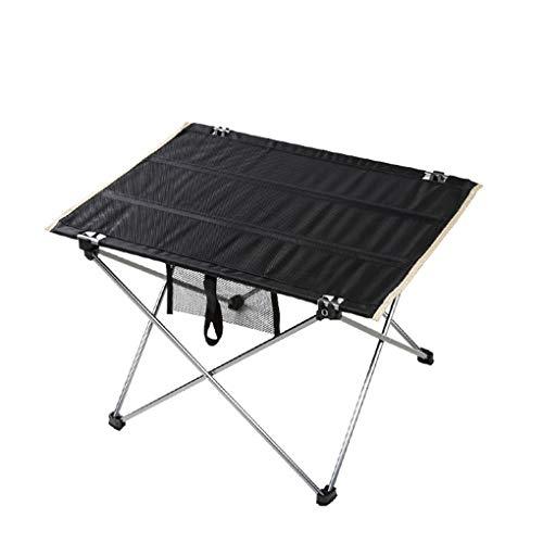XING ZI Folding table X-L-H Im Freien Faltender Tragbarer Campingtisch, Der Picknicktischfeiertage Faltet (größe : B)