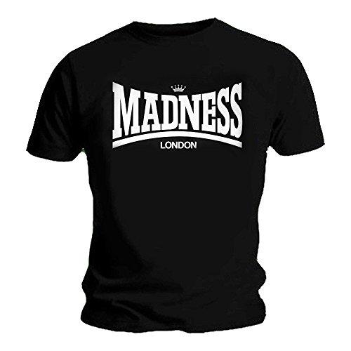 Official T Shirt MADNESS Ska Band XXL