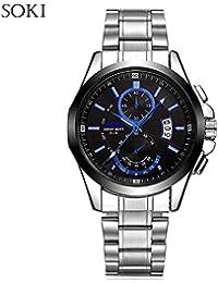 rebajas(mk) Últimas tendencias producto caliente Amazon.es: relojes automaticos baratos - Última semana: Relojes