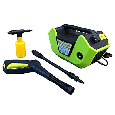 WHALE WH70-C Compact 110Bar 1400W High Pressure Washer Jet Washer by Whale Power