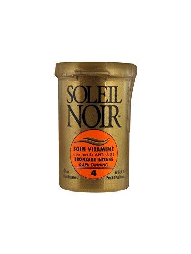 Soleil Noir Soin Vitaminé Bronzage Intense SPF 4 20 ml