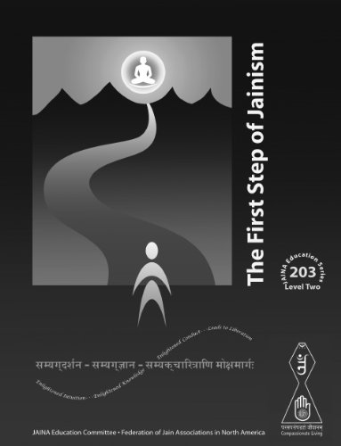 The First Step of Jainism Book - Work Book (Jaina Education Series 2031) (English Edition) por JAINA Education Committee