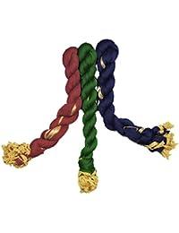 Dupatta (Weavers Villa Set Of 3 Multicolor Chiffon Dupattas (70 Different Colour Set Combinations Available)) - B06XCBXT8Z