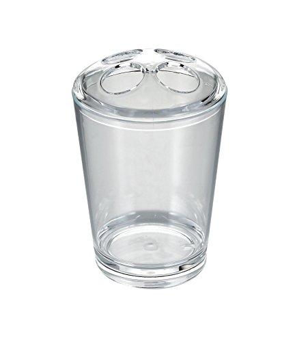 """Ridder Zahnbürstenbecher """"Clear"""" cristall"""