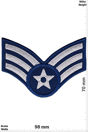 patch-3-strips-bleu-silver-with-star-sergant-military-us-army-air-force-tactical-vest-iron-on-patch-