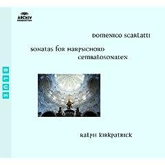 D. Scarlatti: Sonatas For Harpsichord (Miscellaneous) - Edited By R. Kirkpatrick - Sonata In B Flat, K.249: Allegro