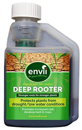 Envii Deep Rooter - Wurzeldünger & Stimulator für das verstärkte Wachstum von Pflanzenwurzeln - 250ml
