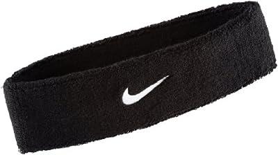 Nike 9381/3 Swoosh Headbands - white/black