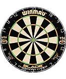 Winmau Blade Champion 's Choice Dual Core Borsten Dartscheibe.