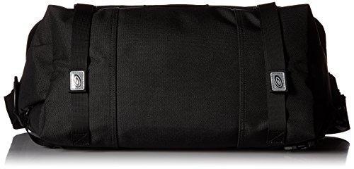 Timbuk2 1108-2 Herren & Damen Tasche 1108-2-2003 Klassische Messenger Bag, Umhängetasche, Schultertasche, Kurriertasche, Business Tasche 27x41x13 Jet Black