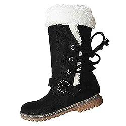 Botas de Nieve Invierno...