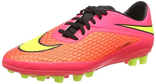 Nike HYPERVENOM Phelon AG Herren Fußballschuhe Rot Brght Crmsn/VltHypr  PnchBlck 690