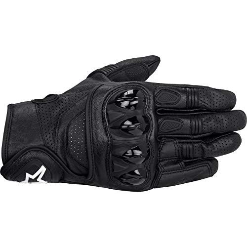 Alpinestars Celer - Guante para Motocicleta, Color Negro, Mujer Hombre, 356701410XXL, Negro, XX-Large