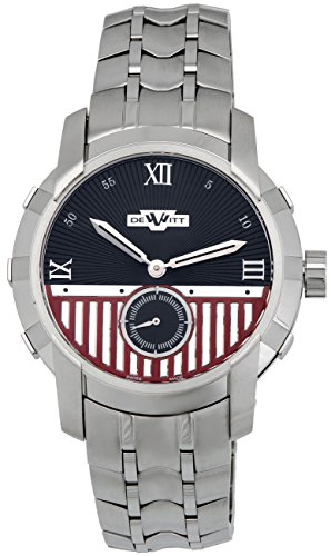 Dewitt Glorious Knight Automatic Stainless Steel Mens Watch FTV.PTS.001.S