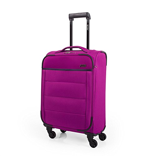 JASLEN - 76350 TROLLEY CABINA LOW COST, Color Fucsia