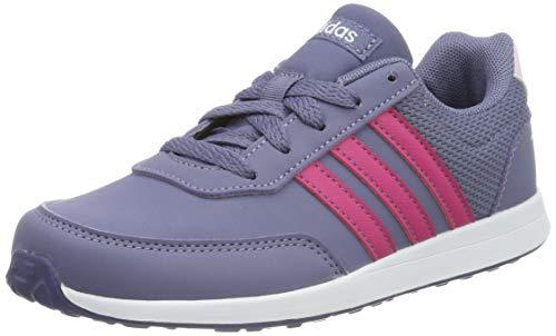 adidas Unisex-Kinder VS Switch 2 K Sneaker, Blau (Raw Indigo/Real Magenta/Aero Pink 0), 40 EU