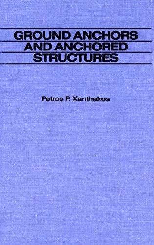 Ground Anchors por Xanthakos