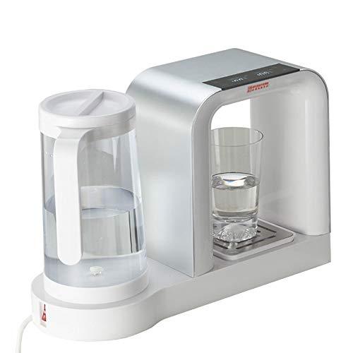 LKW Elektrischer sofortiger Heißwasserspender, Vier Temperatur- / Wassersteuerung schneller heißer Tischwasserspender 2L Kessel, intelligente Teemaschine