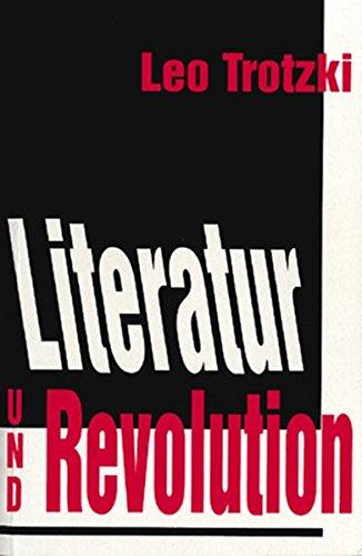 Literatur und Revolution (Trotzki-Bibliothek) Kunst-revolution