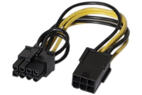 Connect PCI Express - Cable Adaptador alimentación