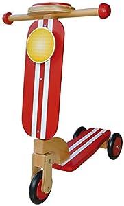 Esemebe - Scooter, Color Rojo (008PC04)
