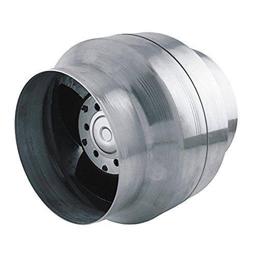 Axiale Rohrventilatoren zur Be- und Entlüftung mit einer Luftförderleistung von bis zu 150 m3/h. Kompatibel mit Lüftungsrohren mit Durchmesser 100 Hergestellt im EU -
