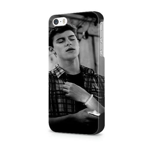 Générique Appel Téléphone coque pour iPhone 5 5s SE/3D Coque/PINK FLOYD/Uniquement pour iPhone 5 5s SE Coque/GODSGGH703597 SHAWN MENDES - 003