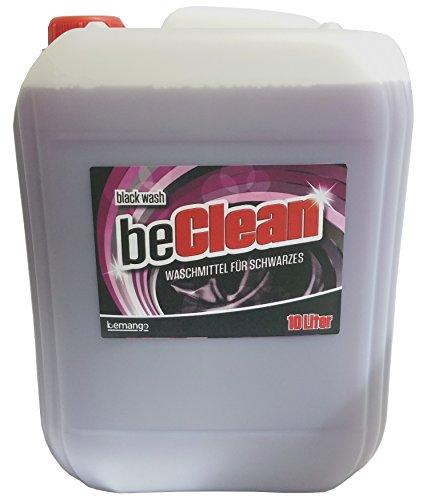 Color Flüssigwaschmittel beClean Black Wash 10l Kanister