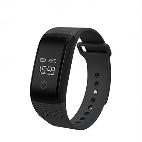 aktivitätstracker fitness tracker schrittzähler armband Sleeping Monitor Schrittzähler herzfrequenz bluetooth Smart Armband