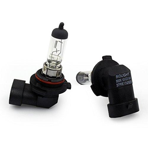 2x HB4 55W (9006) P22d Halogen Scheinwerferlampe CLEAR / WARM WEISS Nebellampe Glühlampen für Nebelscheinwerfer 12Volt von Jurmann Trade GmbH® Mit E-Prüfzeichen somit zugelassen im Bereich der STVZO