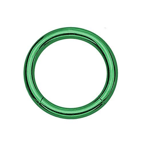 eeddoo Green Steel - Segment Clicker 1,2 mm 8 mm