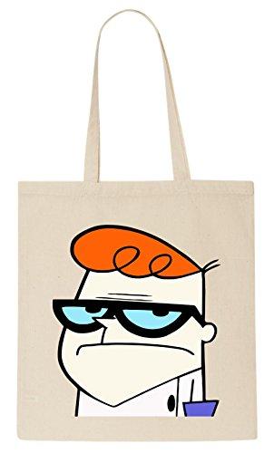 Dexters Lab Dexter Tote Bag (Bag Dexter Tote)