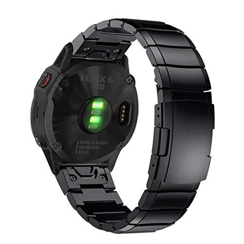 YOOSIDE para Fenix 5/Fenix 6 Pro Correa de Reloj