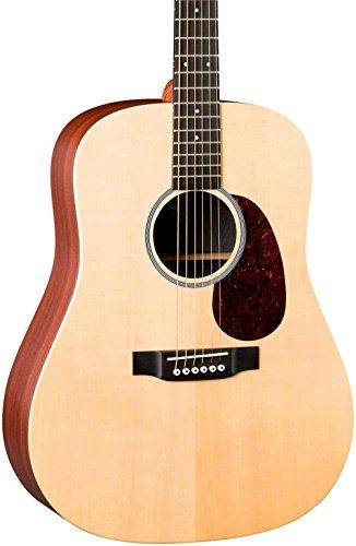 Martin dx1ae guitarra electroacústica dreadnought de la serie X