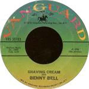 """Benny Bell - Shaving Cream / The Girl From Chicago - [7""""]"""