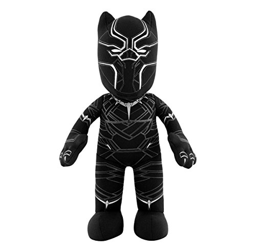 Captain America Civil War - Black Panther Plush - Marvel - 25cm 10""