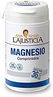 Ana Maria Lajusticia - Cloruro de magnesio – 147 comp. Disminuye el cansancio y la fatiga, mejora el funcionam