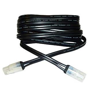 Wetterfest Tm Verbindung Verlängerungskabel für Optimate 3 & 4 und Accumate Batterie Ladegeräte 2.5m 250cm TM73