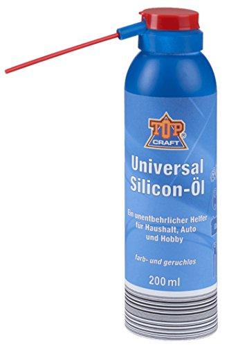 12 x 200 ml Universal Silicon Öl Siliconöl Silikonöl Silikon Öl - Silikon-schmiermittel Aerosol