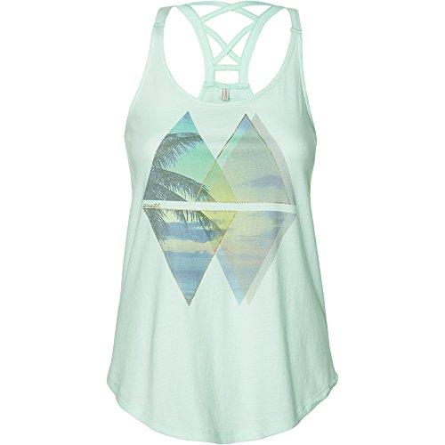O'Neill Damen Happy Camp Tanktop Streetwear Shirt, Brook Green, M Preisvergleich