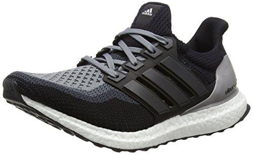 adidas Ultra Boost, Chaussures de Running Entrainement Femme Noir (Core Black/Core Black/Grey)