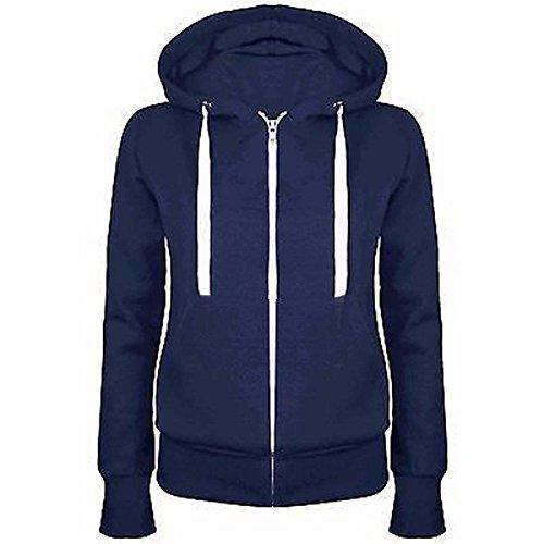 YL - Sweat-shirt - Femme Bleu