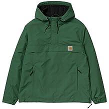 Chaqueta CARHARTT NIMBUS Pullover FIR XS Verde