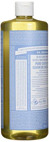 414kFl5PSoL - Dr Bronner'S | Baby Castile Liquid Soap | 1 x 946ml