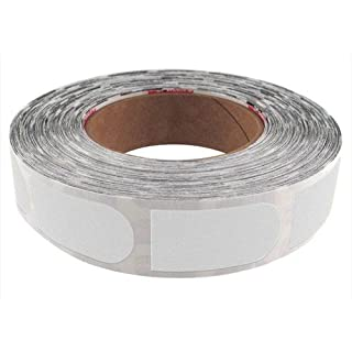 Bowlers Tape 500 Pieces 3/4 Thumb White by AMF